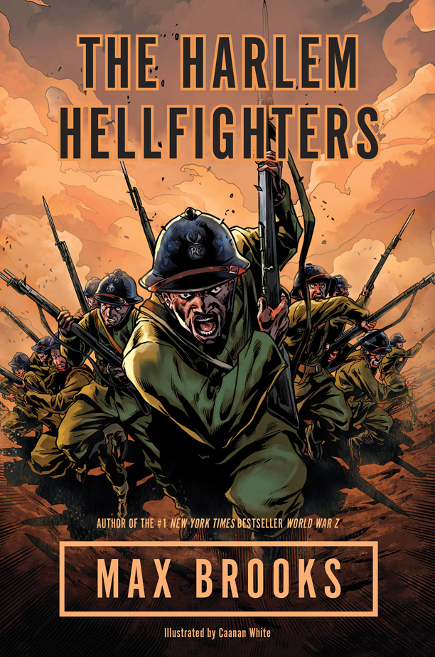 harlem-hellfightersGraphicNOVEL-on-369th-infantry-regiment